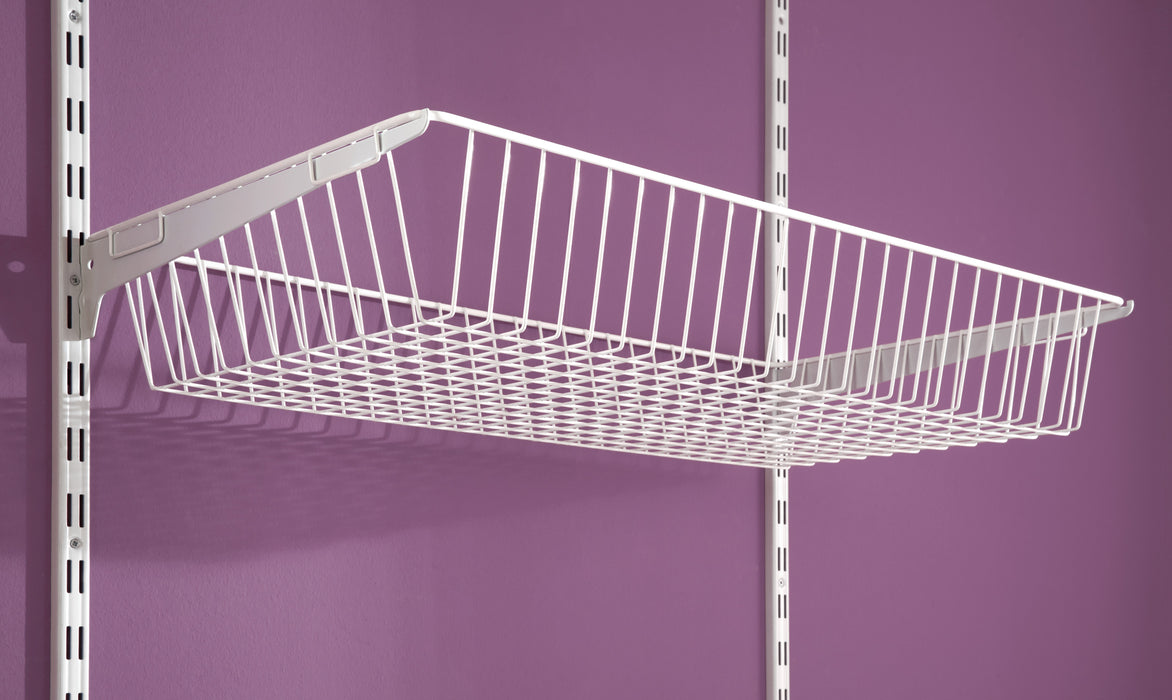 Dolle PrimeSlot Wire Basket White