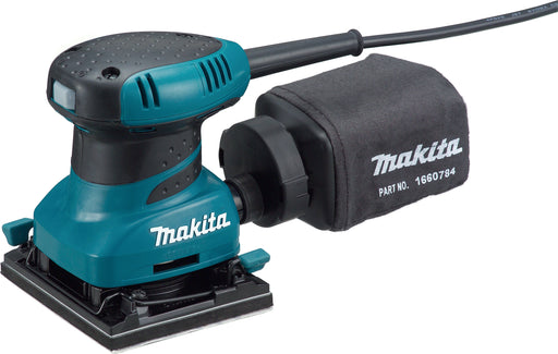 Makita 1/4 Sheet Fininshing Sander BO4555(200WATT)