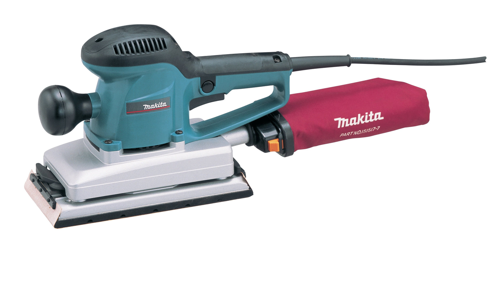 Makita 1/2 Sheet Finishing Sander BO4900(330WATT)