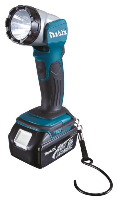 Makita Cordless Rechargable Flashlight DML802(18VOLT)