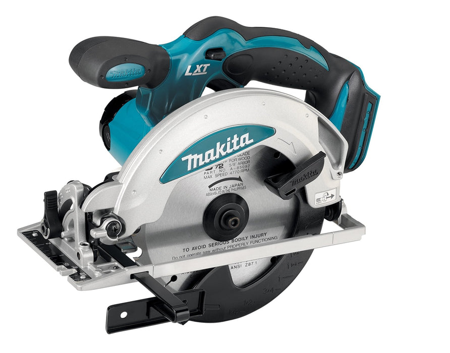 Makita Cordless Circular Saw 165MM DSS610ZK(18VOLT)
