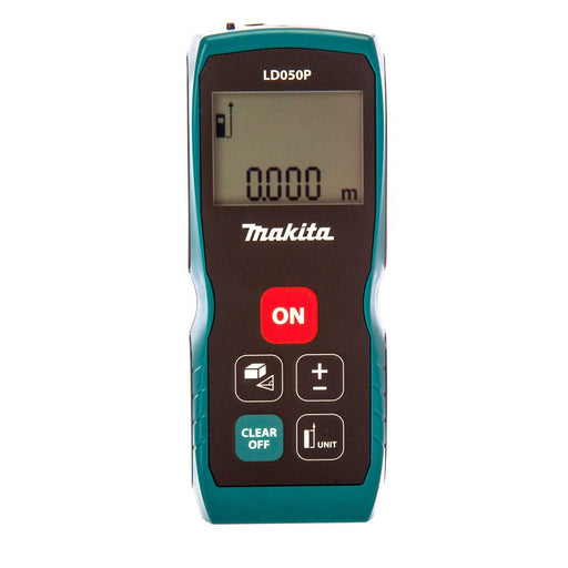Makita Laser Distance Measurer  LD050P(50M Range)