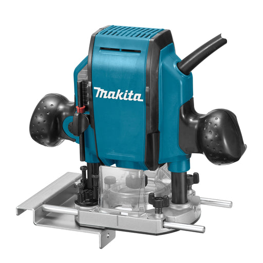 Makita Plunge-Type Router 6,35MM RP0900(900WATT)