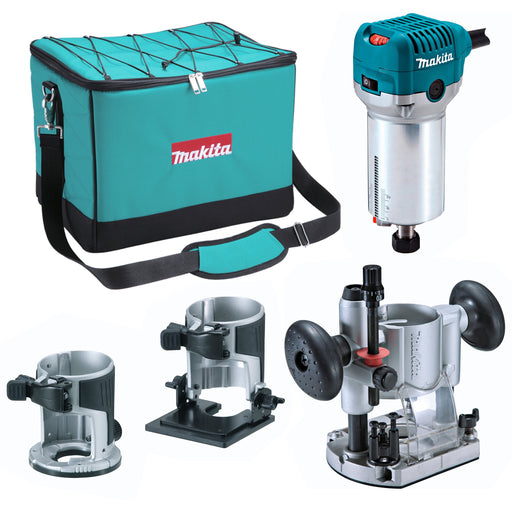 Makita Trimmer 6.35MM RT0700CX2(710WATT)