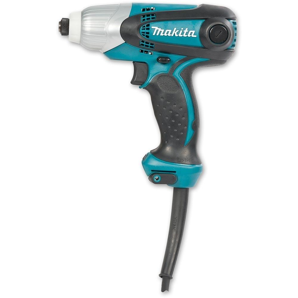 Makita Impact Driver 6.35MM TD0101F(230WATT)