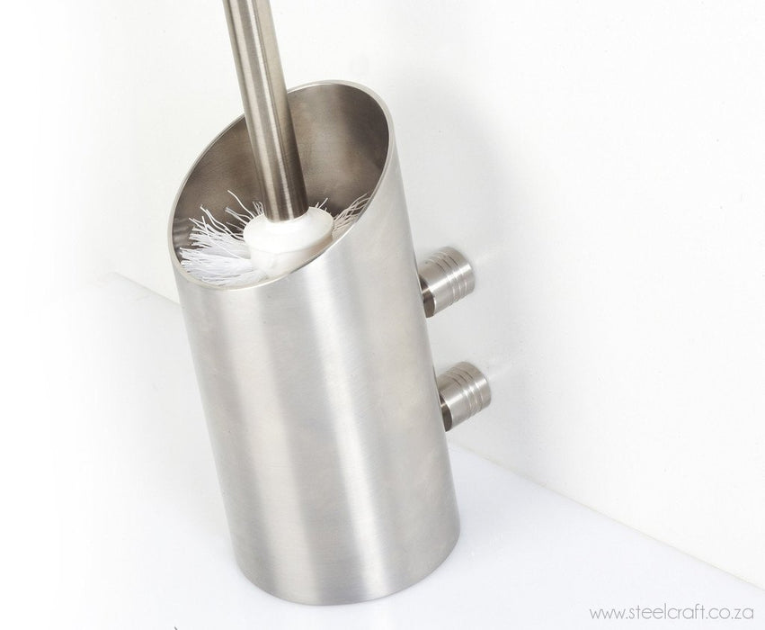 Synergy Toilet Brush Set, Synergy Toilet Brush Set, Bathroom Ware, Steelcraft, steelcraft.co.za , www.steelcraft.co.za