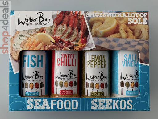 Walker Bay Gift Set - Seafood Pack