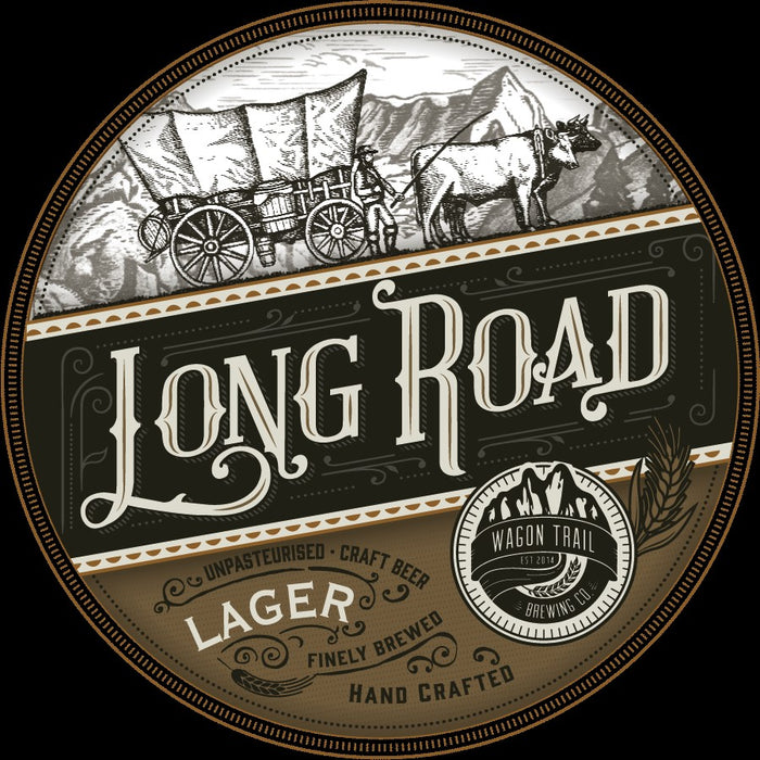 Wagon Trail Craft Beer Assortment 340ml