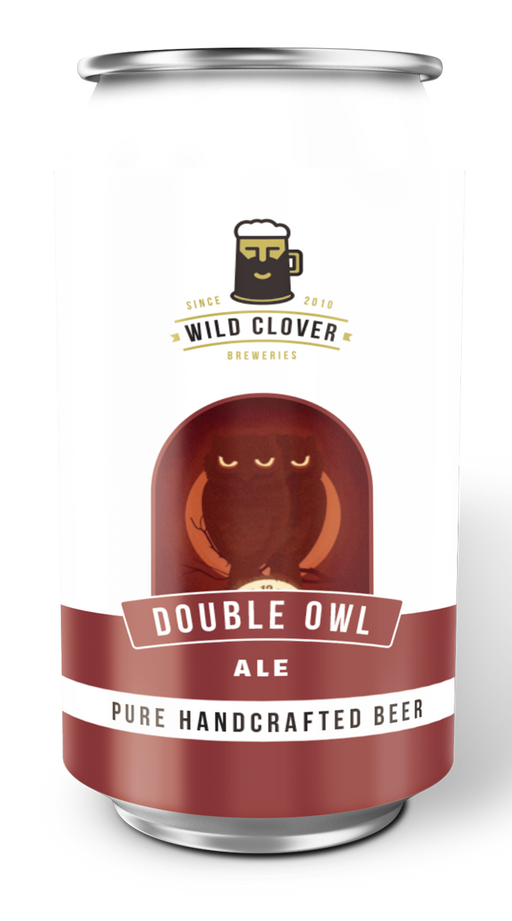 Wild Clover Double Owl Ale (24 x 330ml)