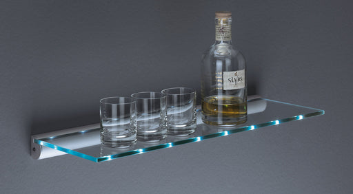 Dolle Shelf Support LED Clear/Silver