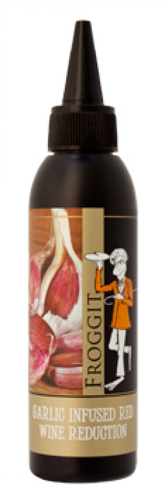 Froggit Food Reduction Garlic Infused Red Wine