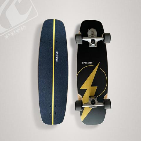 Reef Skateboard Bolt 32""