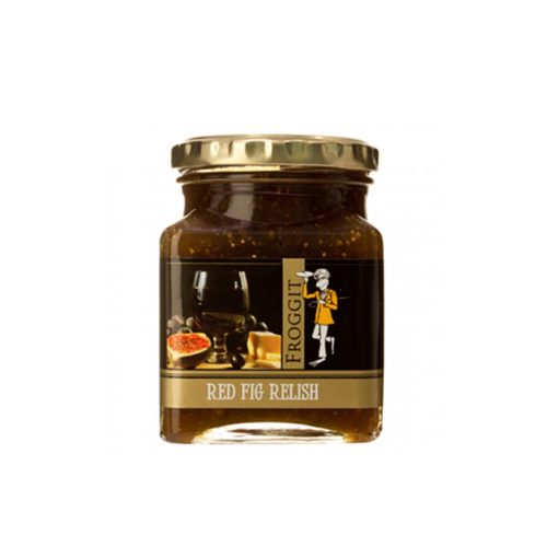 Froggit Foods Jam Red Fig Chutney