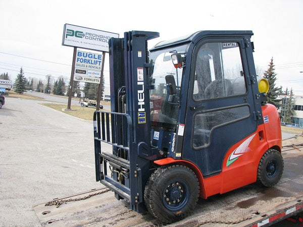 Bugle Forklift Heli CPYD25