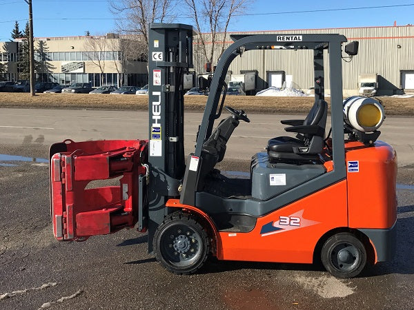 Bugle Forklift Heli CPYDC32-M1H