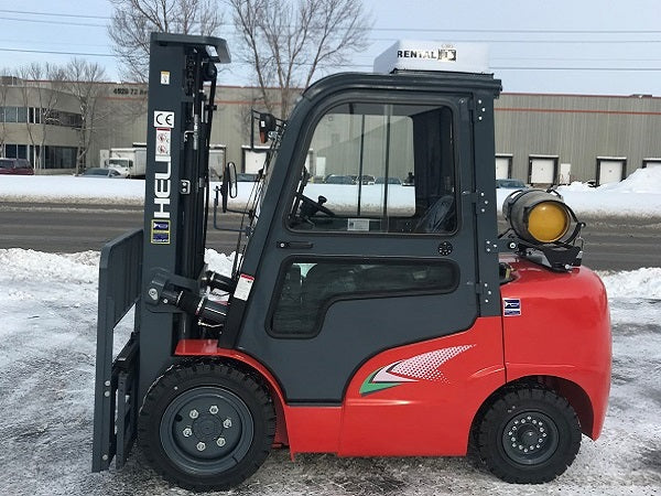 Bugle Forklift Heli CPYD35