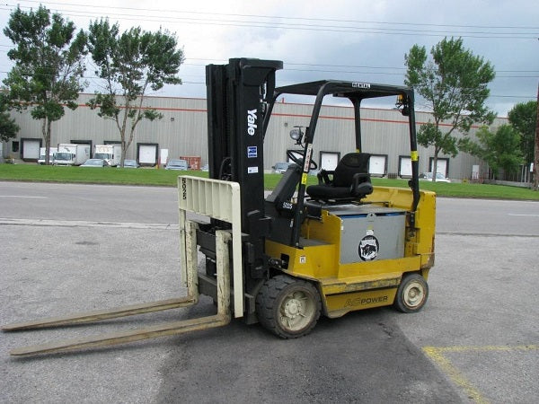 Bugle Forklift Yale ERC120HH