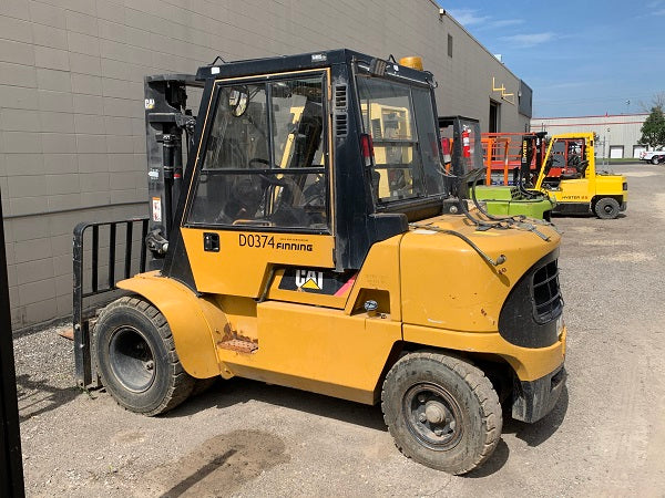 Bugle Forklift Caterpillar GP40K, Cat GP40K