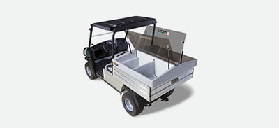 Carryall 500 PRC mobile merchandising vehicle