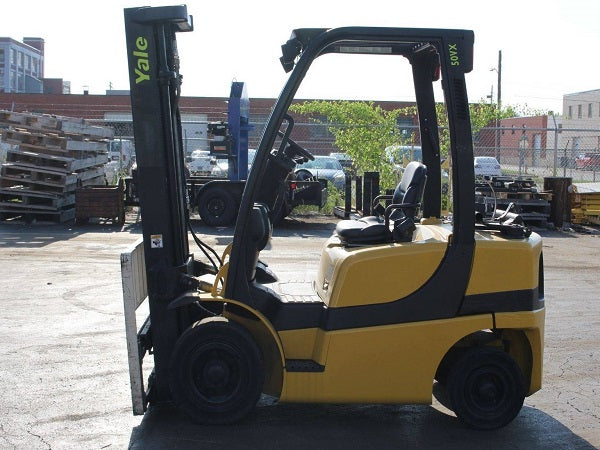 Yale GLP050LX Bugle Forklift
