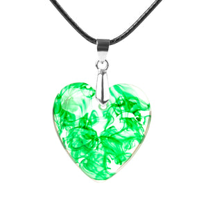 """Epox Heart - Nature Green"""