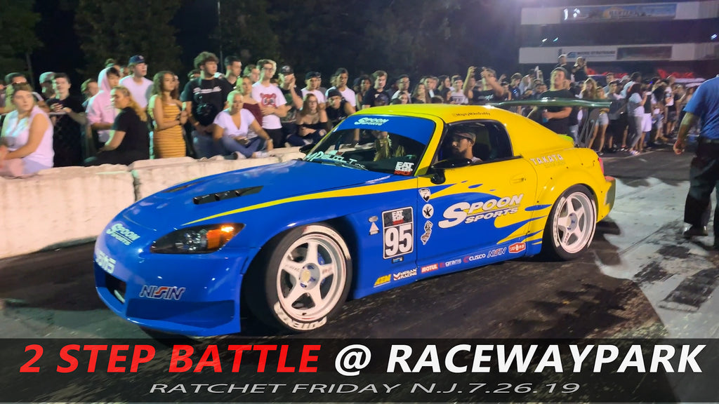 2 Step Battle @ Racewaypark New Jersey Ratchet friday on July 28th,2019