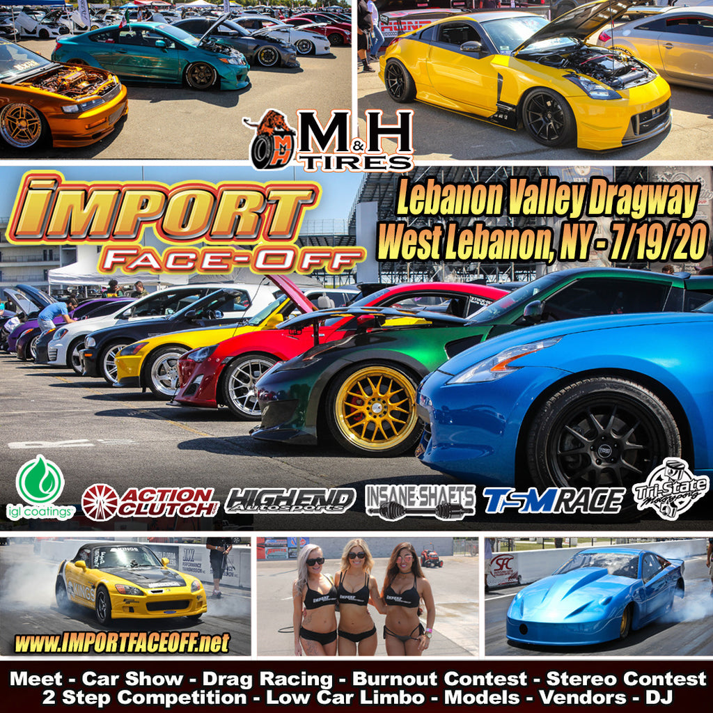 Import Face Off @ Lebanon Valley Dragway