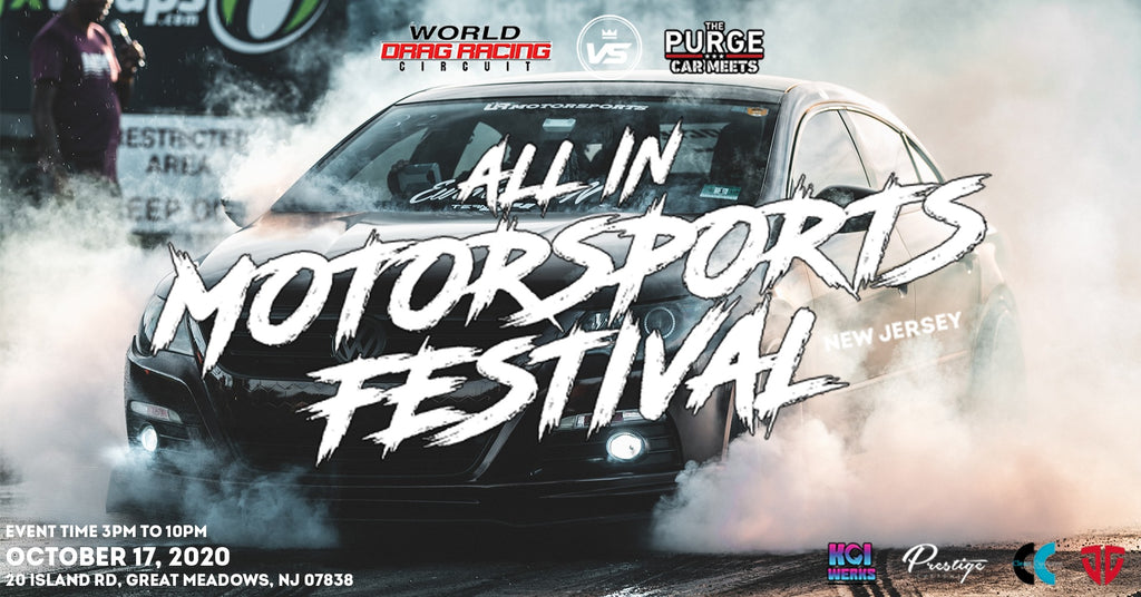ALL IN MOTORSPORTS FESTIVAL on Oct 17,2020