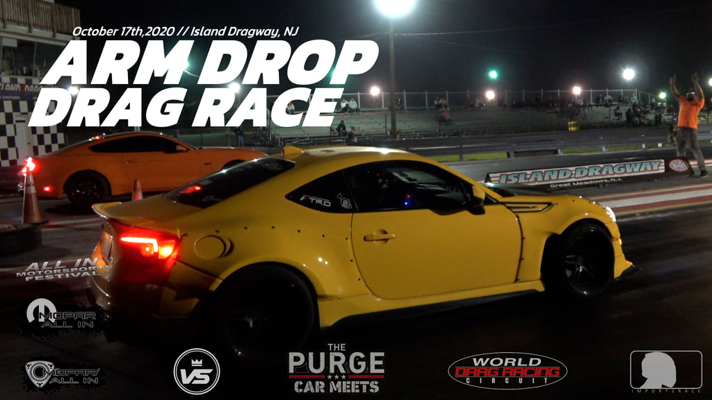 Arm Drop Drag Race