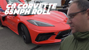 C8 Corvette 65mph Roll East Coast SuperCharging