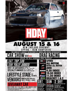 HDay @ New England Dragway