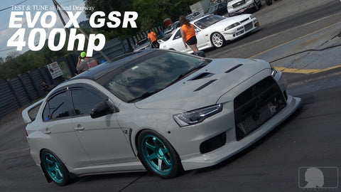 400hp Evolution X GSR
