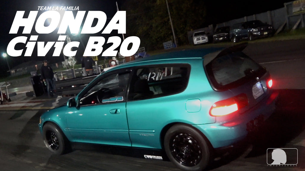 Team La Familia Honda Civic B20