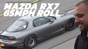 Mazda RX7 LS3 65mph Roll start