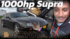 1000hp Supra MK4 at Race Motive