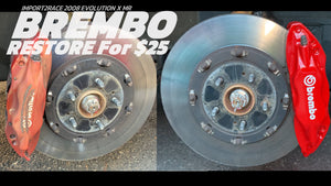 Brembo Restore EVOLUTION X MR