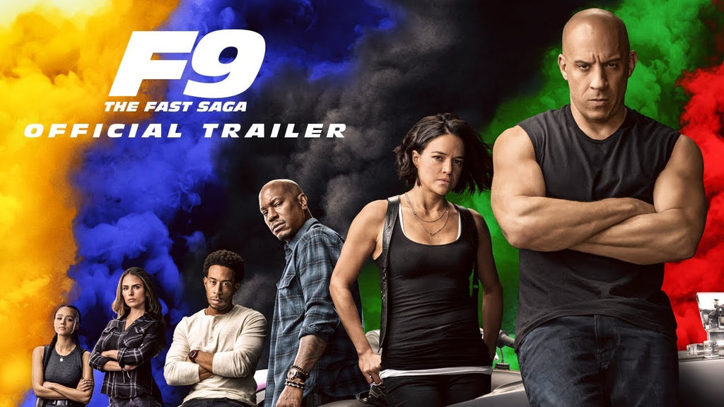 F9 Official Trailer 2