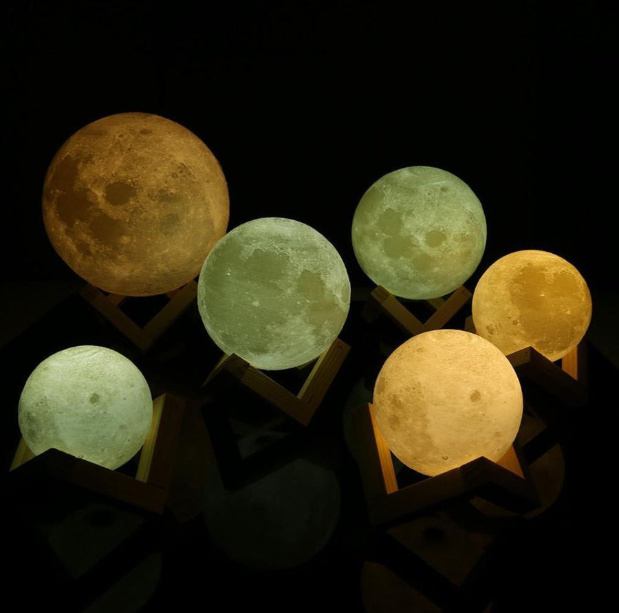 Studio Moon Lamp