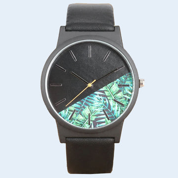 Minimslist Forest Design Watch