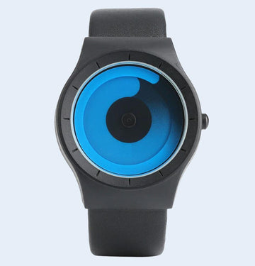 Swiss Wave Minimalist Watch