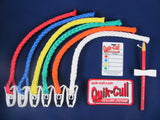 Quik-Cull™ Sport Fishing Competition Culling System Single 6 Piece Set 6 Colors
