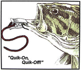 Quik-Cull™ Sport Fishing Competition Culling System Team Set of 8 Colors