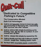 Quik•Cull™ Sport Fishing Competition Culling System Team Set of 8 Colors