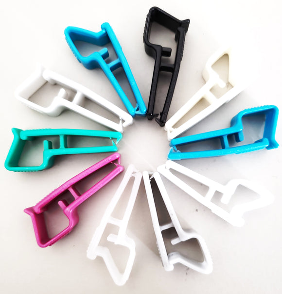 UniClip Small Color Clips (10 Pack)