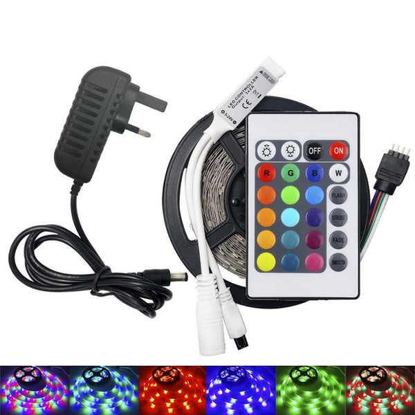LED Juosta RGB 5m (lite) IP40
