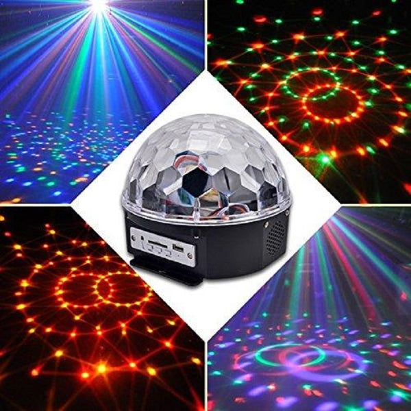 LED Disco rutulys USB