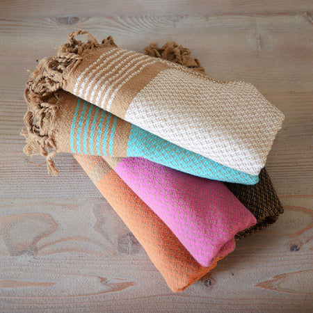 Carnac- Hammam Cotton Guest Bathrrom Towel