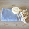 Honeycomb- Hammam  Cotton  Guest  Bathroom Towel