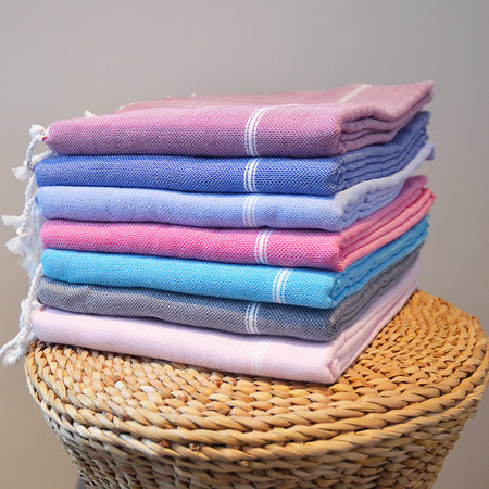 Classic Hammam_Large  Cotton Beach Towel