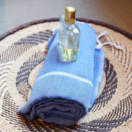 Hammam Cotton Guest  Bathroom Towel